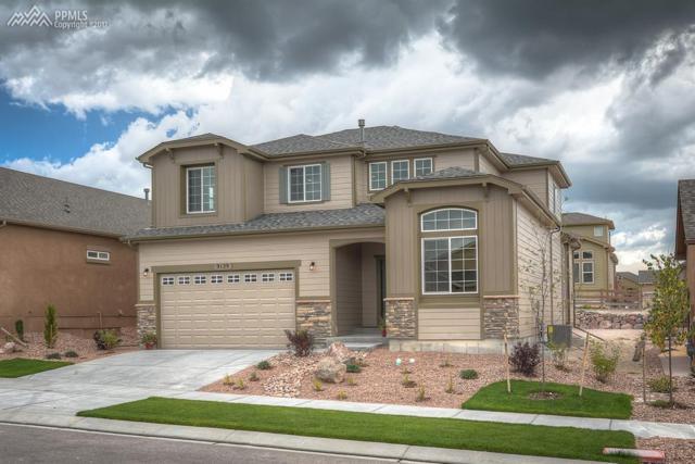 9129 Sunstone Drive, Colorado Springs, CO 80924 (#5524207) :: Jason Daniels & Associates at RE/MAX Millennium