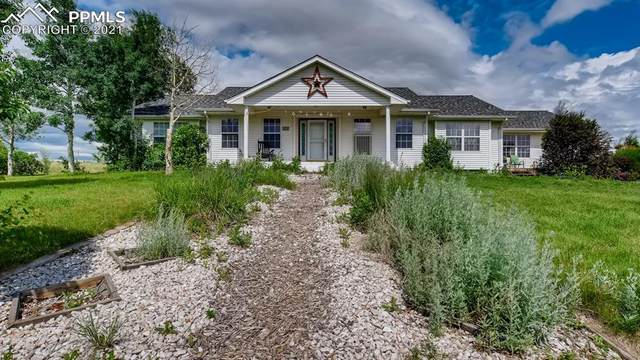 6345 Luther Road, Colorado Springs, CO 80927 (#5525331) :: Action Team Realty