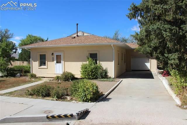595 Boulder Street, Calhan, CO 80808 (#5528989) :: The Treasure Davis Team | eXp Realty