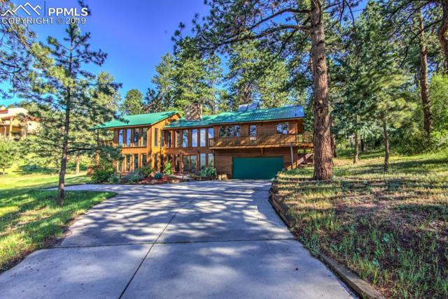 1020 Sun Valley Drive, Woodland Park, CO 80863 (#5529631) :: CC Signature Group