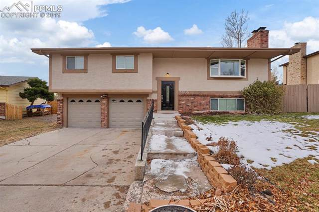 5535 Lavarie Court, Colorado Springs, CO 80917 (#5530170) :: Tommy Daly Home Team