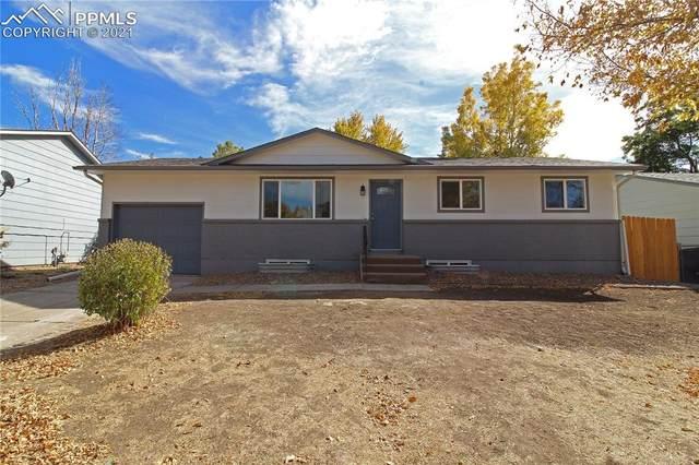3854 N Vaquero Circle, Colorado Springs, CO 80918 (#5533153) :: The Kibler Group