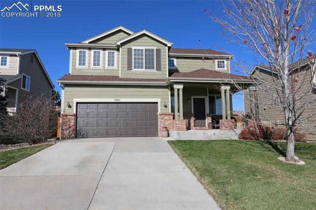 5660 Rose Ridge Lane, Colorado Springs, CO 80917 (#5535962) :: Jason Daniels & Associates at RE/MAX Millennium
