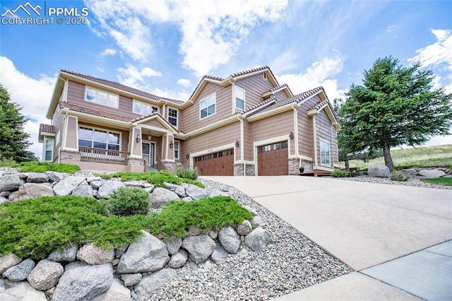 4735 Broadmoor Bluffs Drive, Colorado Springs, CO 80906 (#5536154) :: Action Team Realty