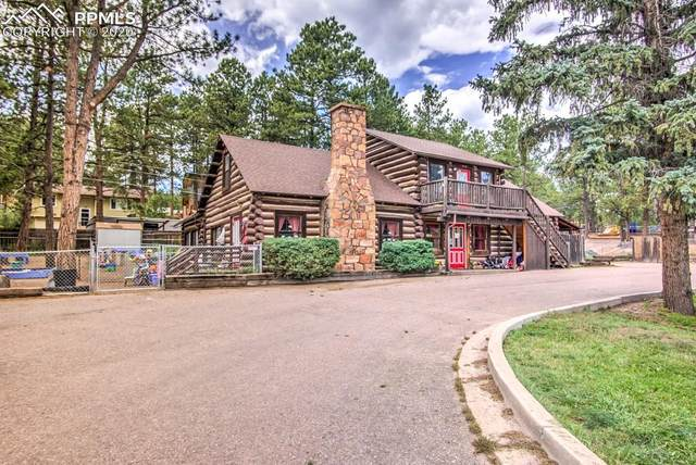 312 N West Street, Woodland Park, CO 80863 (#5536511) :: The Dixon Group