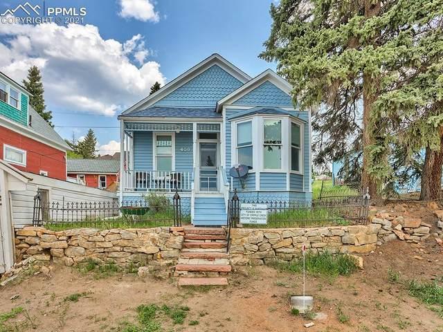409 E Carr Avenue, Cripple Creek, CO 80813 (#5537146) :: Fisk Team, RE/MAX Properties, Inc.