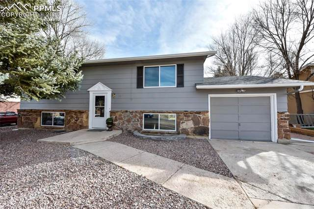 1615 Shasta Drive, Colorado Springs, CO 80910 (#5538551) :: The Treasure Davis Team