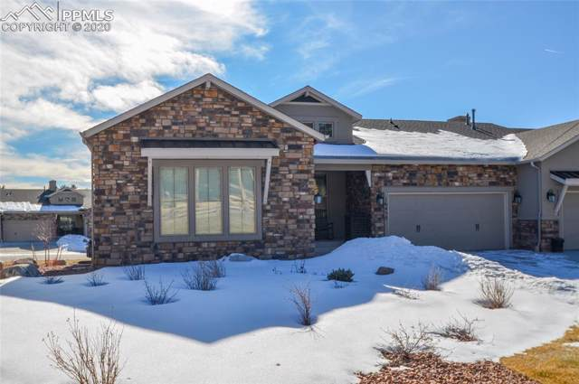 16450 Mountain Mist Drive, Monument, CO 80132 (#5540731) :: Tommy Daly Home Team