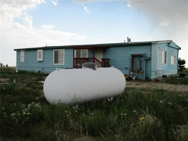 4710 N Ellicott Highway, Calhan, CO 80808 (#5543423) :: Colorado Home Finder Realty