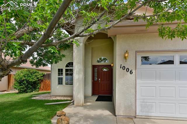 1006 Cherrycrest Drive, Pueblo, CO 81005 (#5544817) :: 8z Real Estate