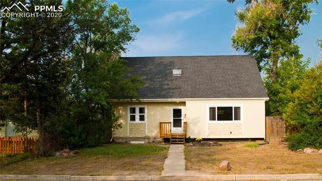2708 Tremont Road, Colorado Springs, CO 80907 (#5544882) :: Action Team Realty