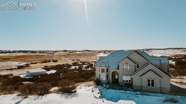 5787 Twin Creek Road, Castle Rock, CO 80104 (#5545425) :: 8z Real Estate