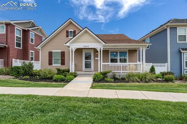 7633 Tabernash Drive, Colorado Springs, CO 80923 (#5546385) :: The Kibler Group