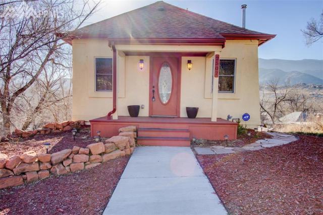 2507 W Kiowa Street, Colorado Springs, CO 80904 (#5546959) :: Jason Daniels & Associates at RE/MAX Millennium