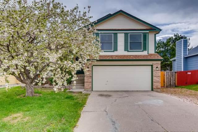 1265 Canoe Creek Drive, Colorado Springs, CO 80906 (#5548159) :: Fisk Team, RE/MAX Properties, Inc.