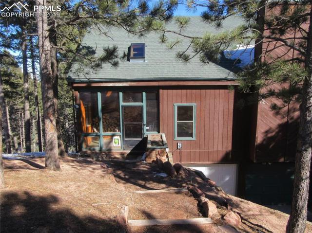 13910 Blue Jay Lane, Larkspur, CO 80118 (#5550830) :: The Hunstiger Team