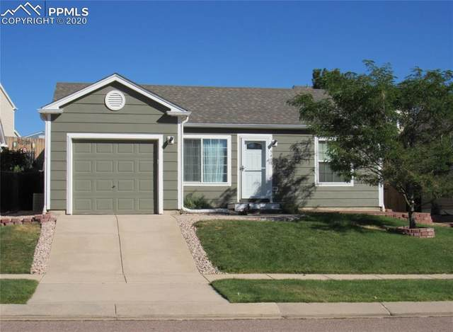 5411 Vermillion Bluffs Drive, Colorado Springs, CO 80923 (#5553645) :: Action Team Realty