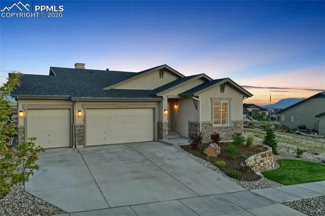 12449 Carmel Ridge Road, Colorado Springs, CO 80921 (#5553836) :: Fisk Team, RE/MAX Properties, Inc.