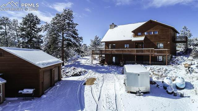 1028 County 111 Road, Florissant, CO 80816 (#5556008) :: Action Team Realty