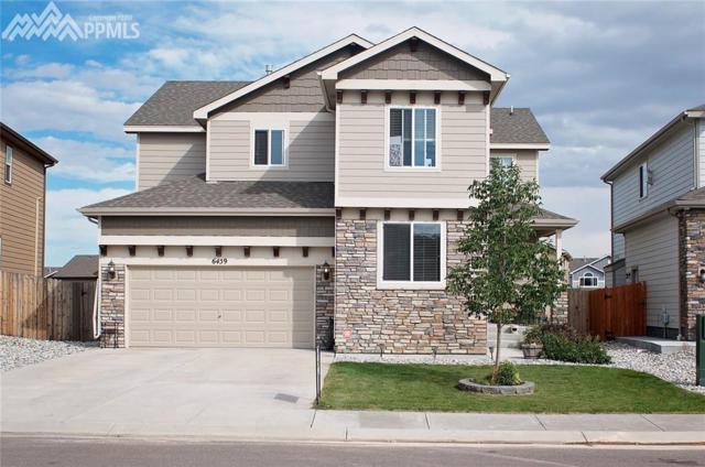 6459 Stingray Lane, Colorado Springs, CO 80925 (#5556795) :: 8z Real Estate