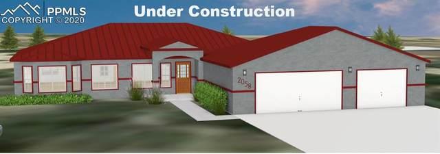 2058 W Las Flores Drive, Pueblo West, CO 81007 (#5559047) :: Action Team Realty
