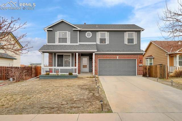 8120 Oliver Road, Peyton, CO 80831 (#5559146) :: Tommy Daly Home Team