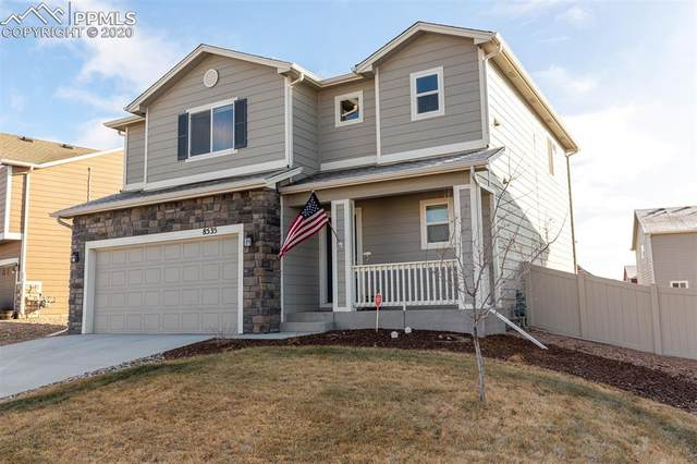 8535 Vanderwood Road, Colorado Springs, CO 80908 (#5560162) :: Action Team Realty