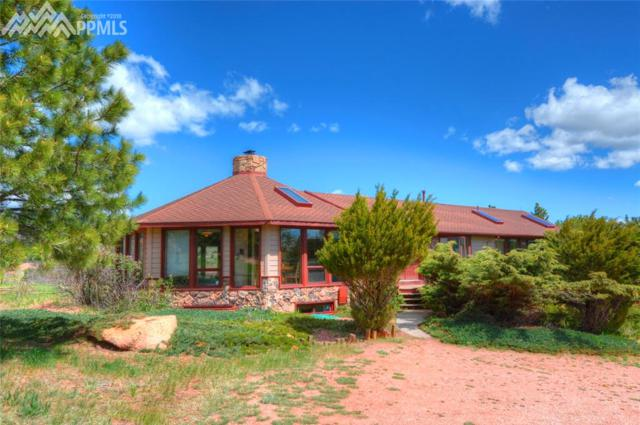 3780 Sierra Vista Road, Monument, CO 80132 (#5562472) :: Action Team Realty