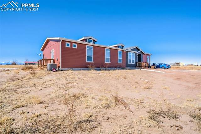1416 Spotted Owl Way, Calhan, CO 80808 (#5563916) :: The Kibler Group