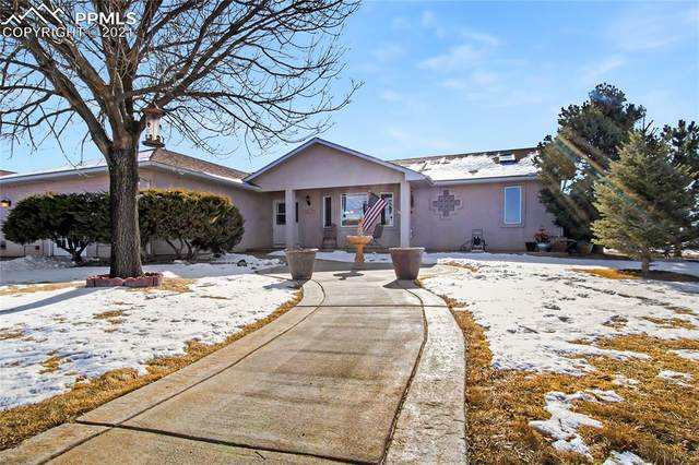 812 E Woodleaf Drive, Pueblo West, CO 81007 (#5565041) :: 8z Real Estate