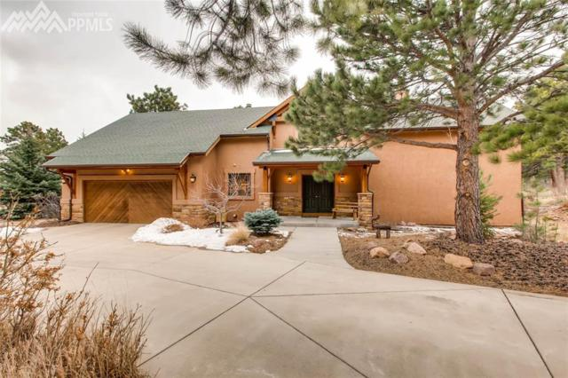 17275 Shiloh Pines Drive, Monument, CO 80132 (#5565960) :: Jason Daniels & Associates at RE/MAX Millennium