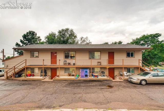 211 University Drive, Colorado Springs, CO 80910 (#5568274) :: Harling Real Estate