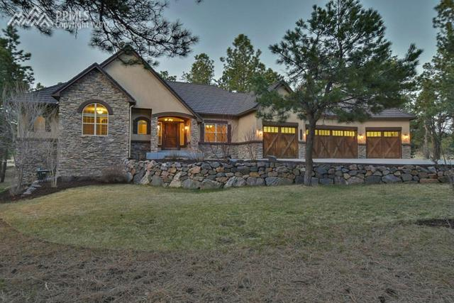 13835 N Hildenshire Place, Colorado Springs, CO 80908 (#5570940) :: 8z Real Estate