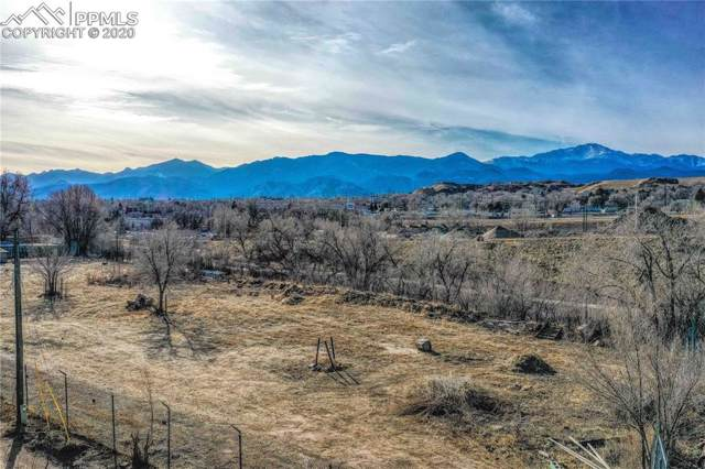 518 W Fillmore Place, Colorado Springs, CO 80907 (#5573462) :: The Peak Properties Group