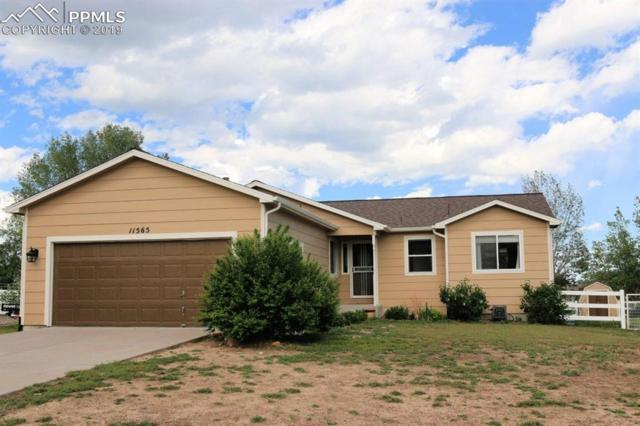 11565 Cranston Drive, Peyton, CO 80831 (#5578790) :: The Peak Properties Group