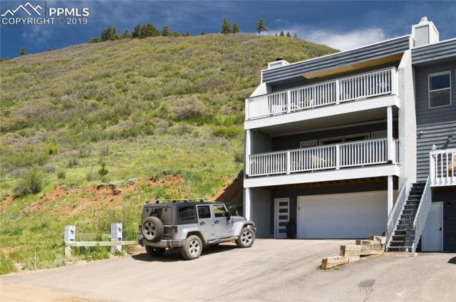 321 Brook Street, Palmer Lake, CO 80133 (#5581604) :: Tommy Daly Home Team