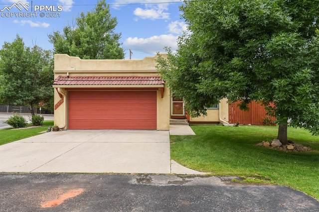 1410 E Parkway Drive, Colorado Springs, CO 80905 (#5586049) :: HomeSmart