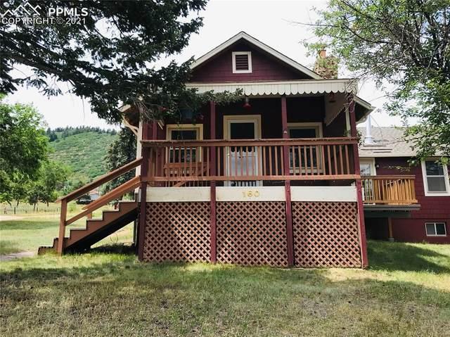 160 Upper Glenway, Palmer Lake, CO 80133 (#5586269) :: Dream Big Home Team | Keller Williams