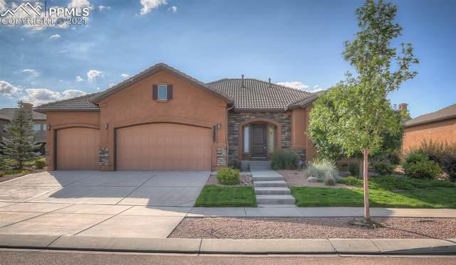 13301 Penfold Drive, Colorado Springs, CO 80921 (#5587971) :: Springs Home Team @ Keller Williams Partners