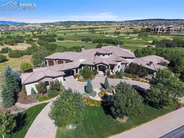 1664 Vine Cliff Heights, Colorado Springs, CO 80921 (#5588237) :: Tommy Daly Home Team