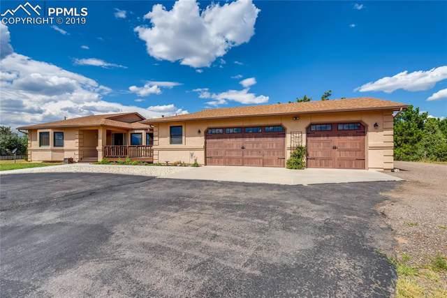 1270 Montezuma Road, Colorado Springs, CO 80920 (#5588639) :: The Dixon Group