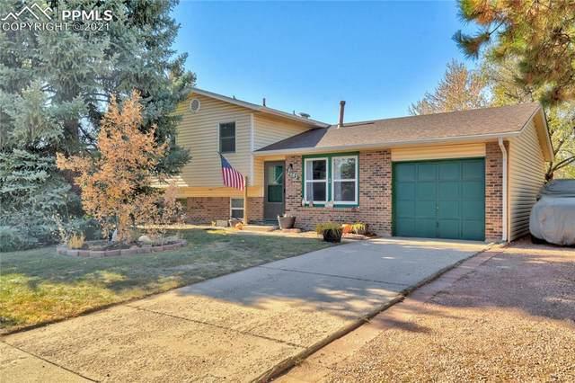 4883 Gatewood Drive, Colorado Springs, CO 80916 (#5589889) :: The Kibler Group