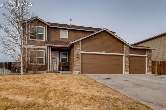 1502 Woodpark Drive, Colorado Springs, CO 80951 (#5590396) :: The Harling Team @ HomeSmart
