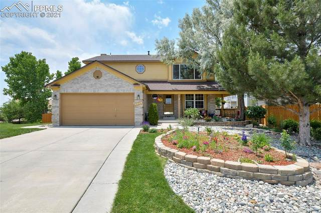 4448 White Oak Court, Colorado Springs, CO 80906 (#5591427) :: The Treasure Davis Team   eXp Realty