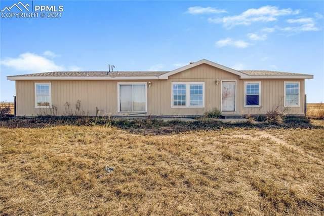 4765 S Johnson Road, Rush, CO 80833 (#5592265) :: 8z Real Estate