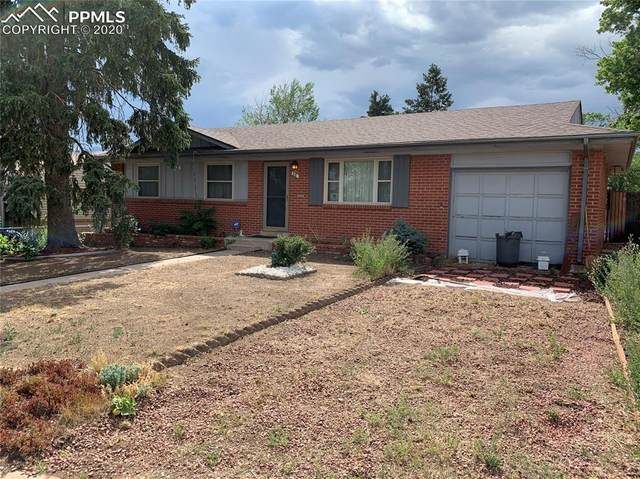 28 N Garo Avenue, Colorado Springs, CO 80909 (#5592425) :: Tommy Daly Home Team