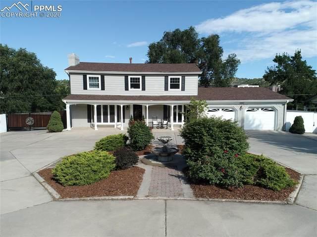 3800 Templeton Gap Road, Colorado Springs, CO 80907 (#5592505) :: 8z Real Estate