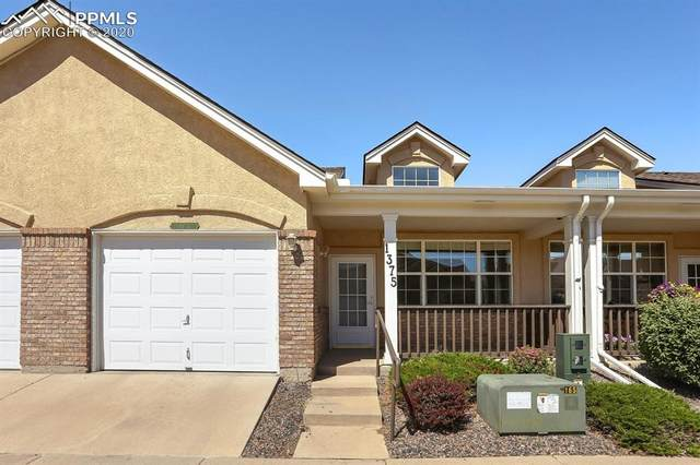 1375 Villa Grove, Monument, CO 80132 (#5593097) :: The Kibler Group