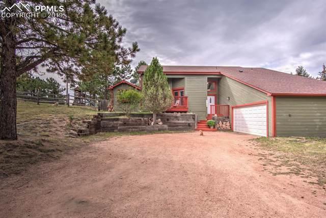 2691 Sunnywood Avenue, Woodland Park, CO 80863 (#5593449) :: 8z Real Estate