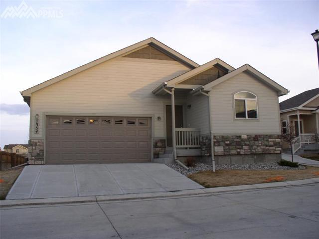 7354 Owings Point, Peyton, CO 80831 (#5593632) :: The Peak Properties Group
